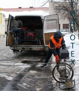самара очистка канализации